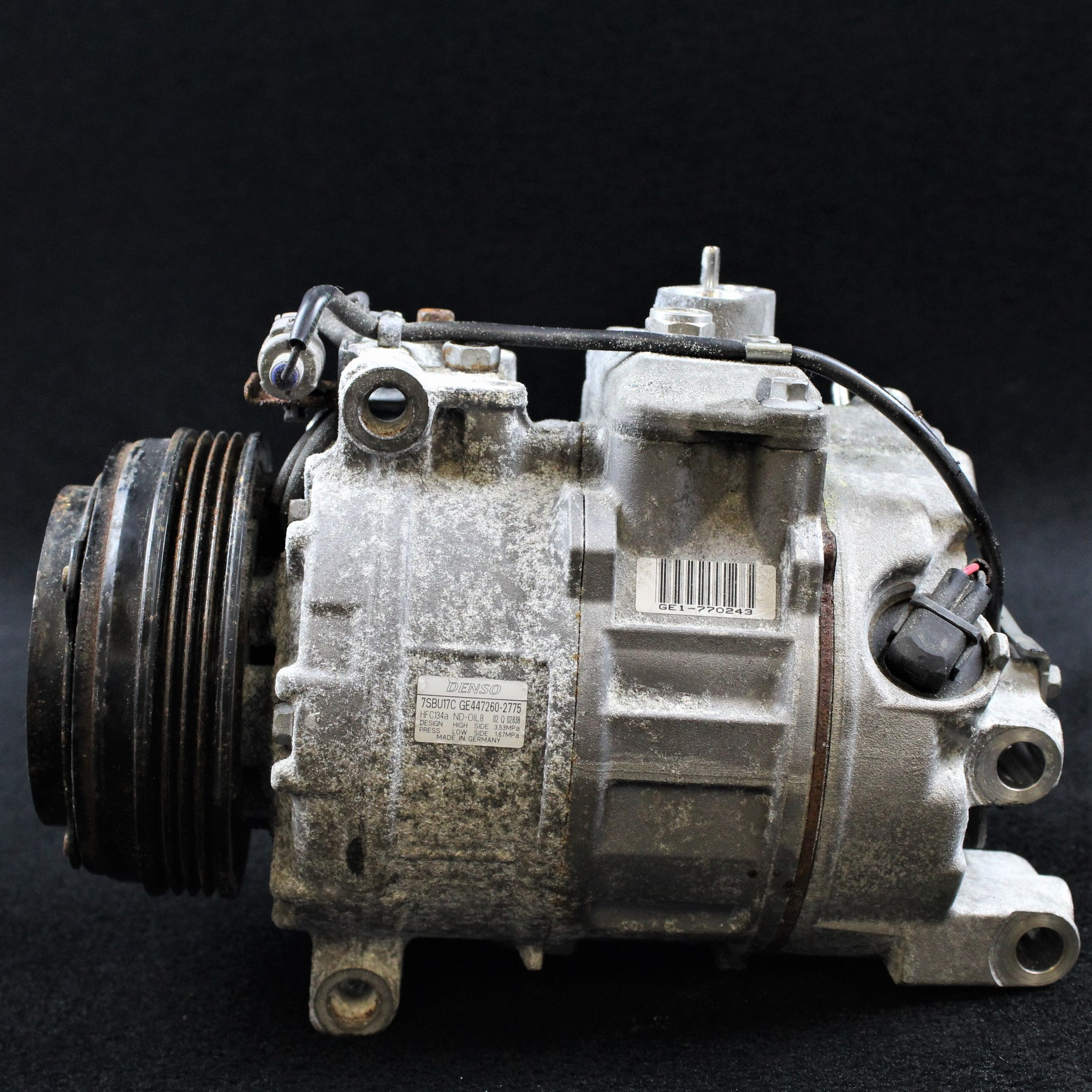 Bmw X6m 0 60: Orig. BMW F01 F02 F03 750 760i / IZQ. / LIS B7 COMPRESOR